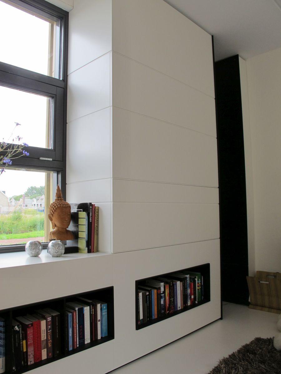 Houtwerk interieur onder architectuur for Interieur architectuur