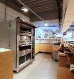 Nieuw interieur EKO Plaza - broodafdeling
