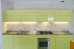hoogglans geel groen (1)