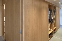 Garderobe aan het IJ