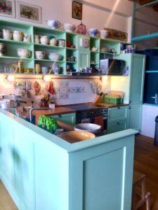 Soms kan een keuken verhuisd worden naar een nieuw huis.