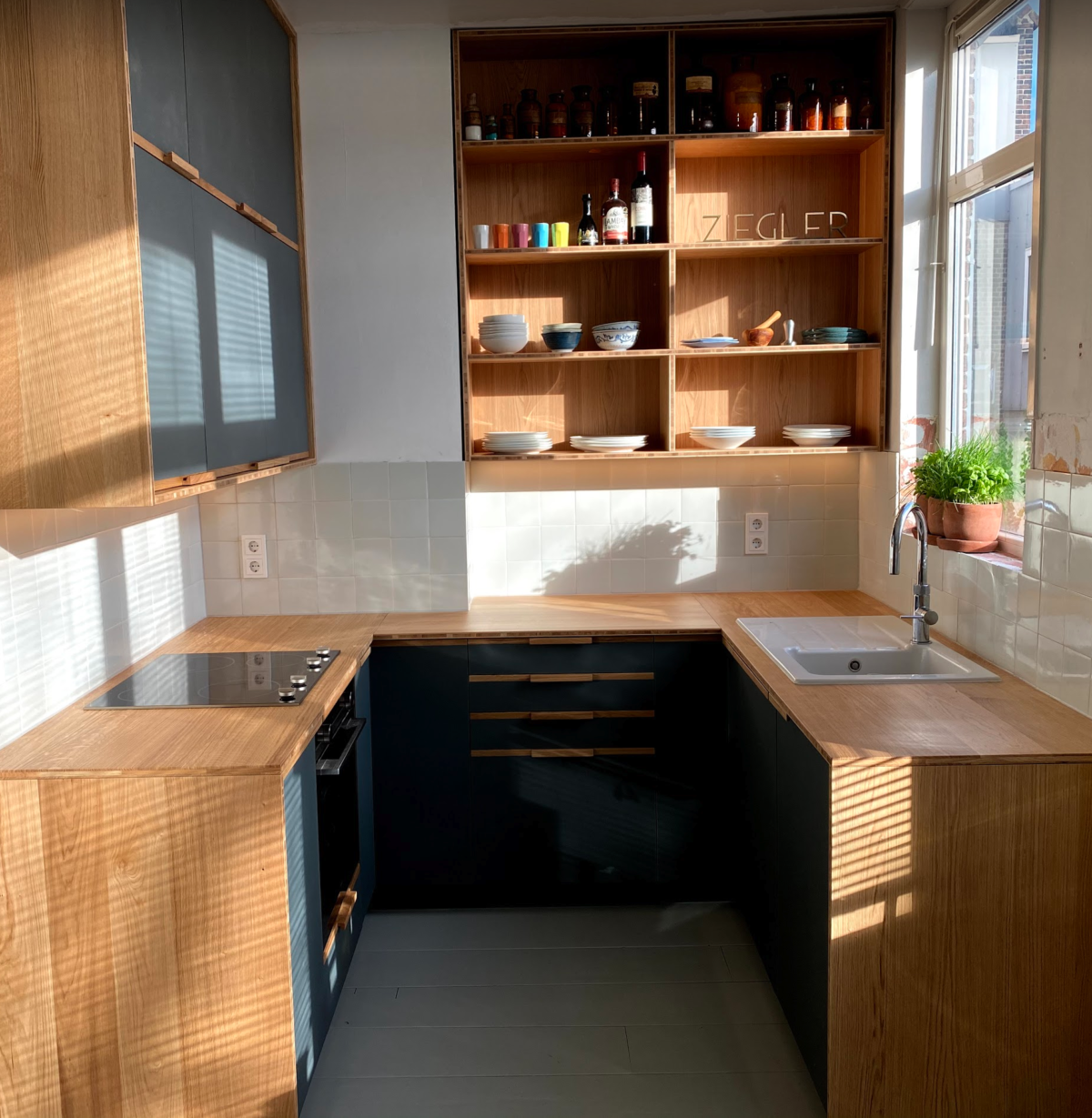 Een keuken kado