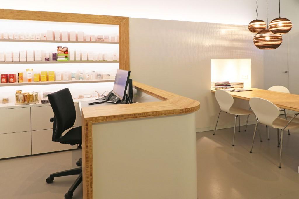 Interieur kliniek